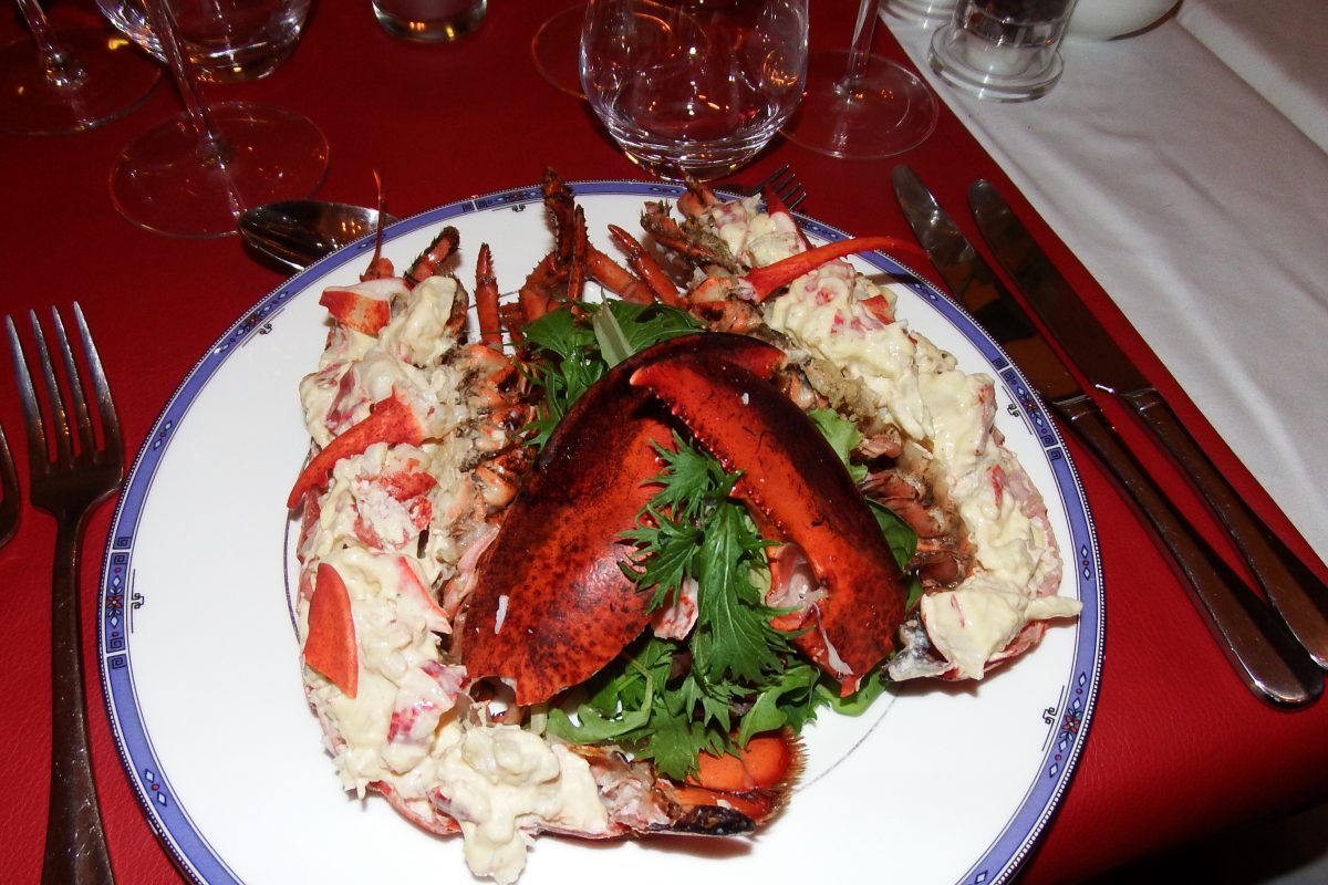 Lobster/Homard